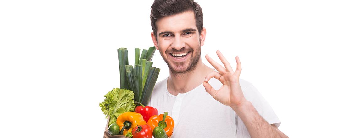 Oprethold motivationen som veganer