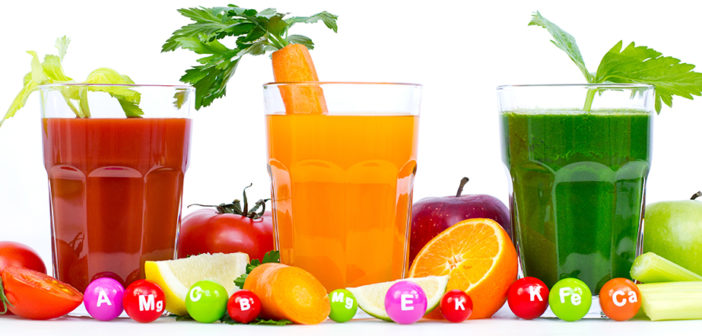 Husk at få vitaminer og mineraler