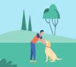 mand-og-hund-i-naturen