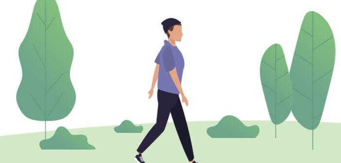 En gåtur er et godt alternativ for dig der ikke orker løb